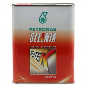 Selenia Digitek Pure Energy 0W-30 Motoröl 2l