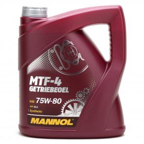 MANNOL MTF-4 Getriebeoel 75W-80 API GL-4 4l