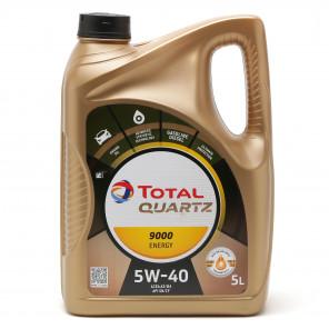 TOTAL Quartz 9000 Energy 5W-40 Motoröl 5l