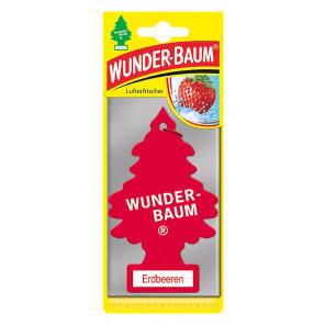 Wunderbaum® Erdbeere - Original Auto Duftbaum Lufterfrischer