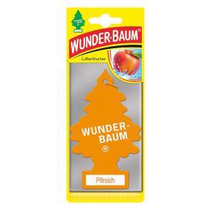 Wunderbaum® Pfirsich - Original Auto Duftbaum Lufterfrischer