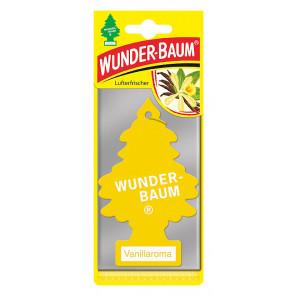 Wunderbaum® Vanille - Original Auto Duftbaum Lufterfrischer