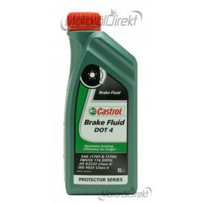 Castrol Brake Fluid DOT 4 Bremsflüssigkeit 1l