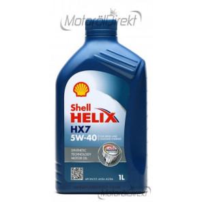 Shell Helix HX7 5W-40 Motoröl 1l