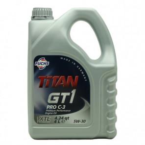 Fuchs Titan GT1 Pro C-3 5W-30 Motoröl 4l