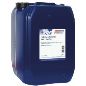 Eurolub Melkmaschinenöl SAE 10W-30 20l Kanister