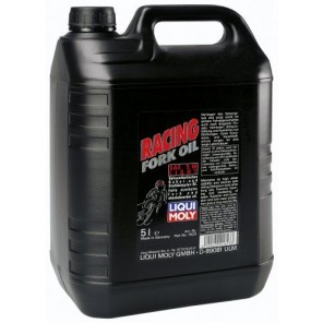 Liqui Moly Racing Fork Oil 10 W Medium Motorrad 5l