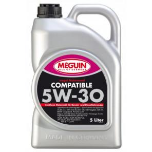 Meguin megol Motoröl Compatible SAE 5W-30 5l