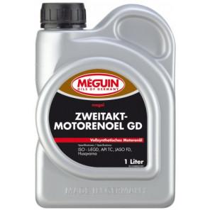 Meguin megol GD 2T vollsynthetisches Motorrad Motoröl 1l