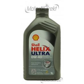 Shell Helix Ultra 0W-40 Motoröl 1l
