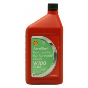 Shell Aeroshell Oil W 100 Plus 946ml