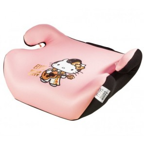 Hello Kitty Guitar Man Kindersitz rosa