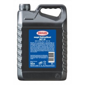 Meguin Hydraulikoel HLP 32 5l