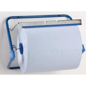 Putzrollen-Spender, Wandhalter, Metall für Rollen bis 405x265 mm