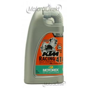 MOTOREX 4T KTM Racing SAE 20W-60 Motorrad Motoröl 1l