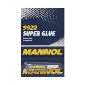 Mannol Super Glue 3g