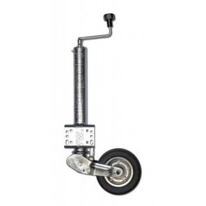 Trailer Pool Automatik-Stützrad 60 mm, Rad 200 x 60