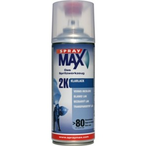 SprayMax 2K Klarlack, 400ml