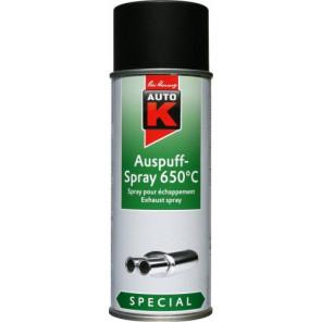 Auto-K Special Auspuffspray 650°C schwarz, 400ml