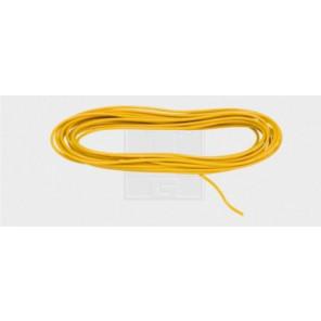 PVC Fahrzeugleitung FLRY 1,5 mm², gelb 5Stk.