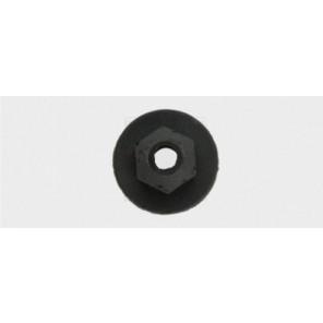 Spreizmutter VAG, schwarz, Kunststoff 5Stk.
