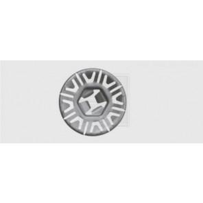 Klemmscheibe VAG, Stahl zinklamellenbeschichtet 5Stk.