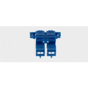 Sicherungshalter für Flachstecksicherungen 2-20A /1,5mm² 2Stk.