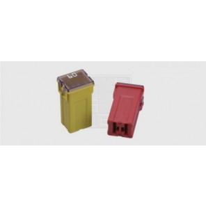 Blocksicherung Typ J, 50 AMP, rot