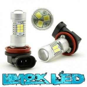 LED Nebelscheinwerfer Birne Lampe H11 4G Weiß