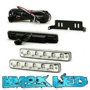 LED Tagfahrlicht für KFZ 12V Weiß