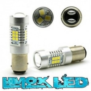 LED Signallampe P21W/5W Weiß