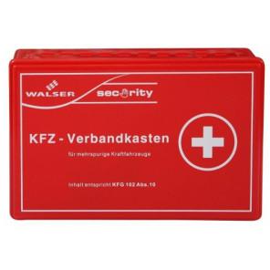 KFZ Verbandskasten rot nach KFG 102 Abs. 10