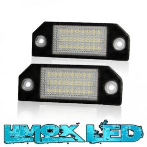 LED Modul Kennzeichenbeleuchtung Ford 2