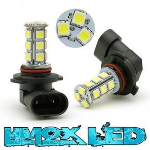 LED Nebelscheinwerfer Birne Lampe H10 18x 5050 SMD Xenon Weiß