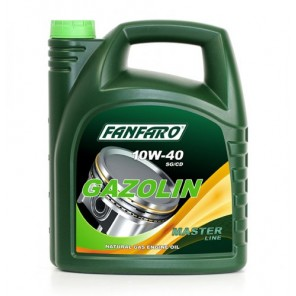 Fanfaro GAZOLIN/ Benziner 10W-40 Motoröl 5Liter