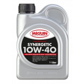 Meguin megol 6332 Diesel & Benziner Motoröl Synergetic SAE 10W-40 1Liter