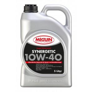 Meguin megol 6333 Diesel & Benziner Motoröl Synergetic SAE 10W-40 5Liter