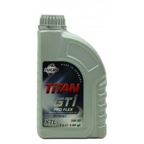 Fuchs TITAN GT1 PRO FLEX 23 SAE 5W-30 Motoröl 1l