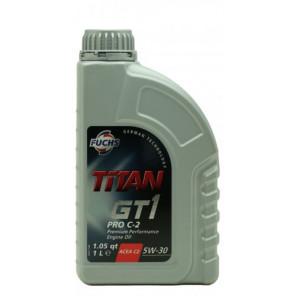 Fuchs TITAN GT1 PRO C-2 SAE 5W-30 Motoröl 1l