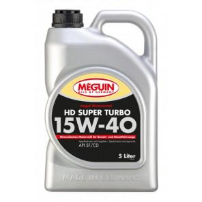 Meguin megol 1670 Motorenoel HD Super Turbo SAE 15W-40 5l