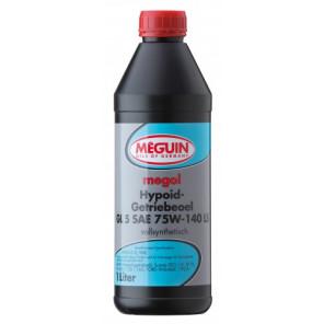 Meguin megol 3536 Hypoid-Getriebeoel GL5 SAE 75W-140 LS 1l