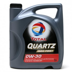 Total Quartz INEO First 0W-30 Motoröl 5l