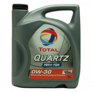 Total Quartz Ineo FDE 0W-30 Motoröl 5l