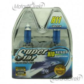 H1 Xenon Optik Halogen Lampen 8500K XXL Super White Birnen 100W