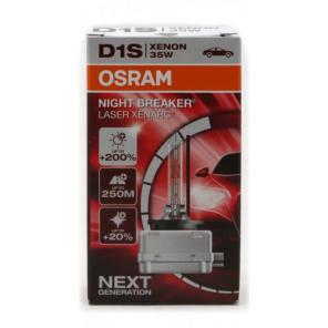 Osram D1S 35 W PK32d-2 XENARC® NIGHT BREAKER® LASER 1st.
