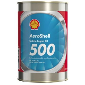 AeroShell Turbine Oil 500 / 946-ml-Dose