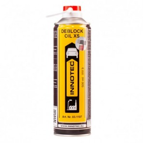 Innotec Deblock Oil XS Extrem-Rostlöser 500ml