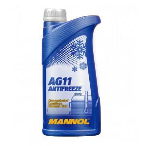 MANNOL Kühlerfrostschutz AG11 1L