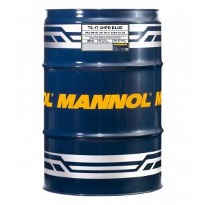 MANNOL TS-17 UHPD Blue 5W-30 Motoröl 208l Fass