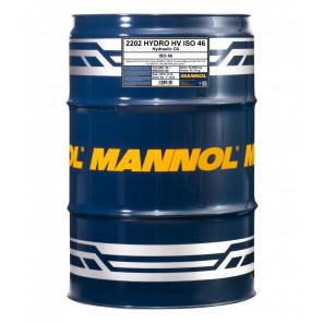 Mannol Hydro HV (HVLP) ISO 46 60l Fass